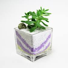Photo Cubes Centerpieces by Cube Square Vase Home Decor Wedding Centerpiece Vase Market