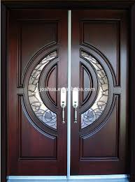 Double Front Entrance Doors by 100 Mahogany Tiffany Wood Door Exterior Front Entry Double House