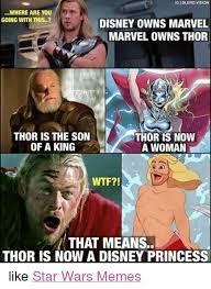 Funny Thor Memes - 3 funny thor memes i give credits marvel amino