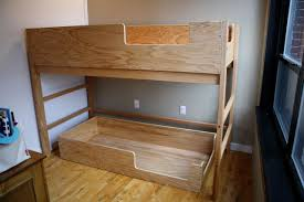 Plywood Bunk Bed Plywood Box Design Loft Beds Pinterest Family Furniture