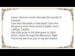 lyrics cadillac ranch cadillac ranch lyrics mp3 song downloads musicmate