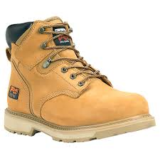 timberland canada s hiking boots pro pit 6 inch steel toe work boot 33031