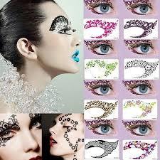 temporary eye stickers fancy eye liner