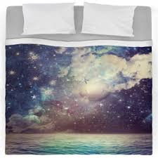 Starry Night Comforter Whimsical Custom Bedding Duvet Covers Comforters Sheets U0026 Bed Sets