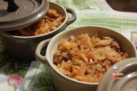 cuisiner du choux blanc cocotte de chou blanc à la viande hachée lolibox recettes de cuisine