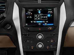 Ford Explorer 2013 - 2013 ford explorer center console interior photo automotive com