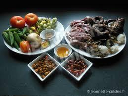 cuisine africaine pdf sauce gouagouassou plat africain jeannette cuisine