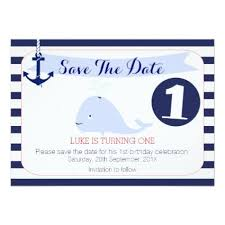 1st birthday save the date save the date cards u2013 save the date cards