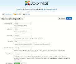 how to install joomla 3 inmotion hosting