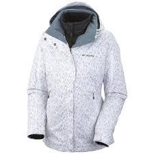 columbia womens 3 in 1 bugaboo interchange ski coat jacket