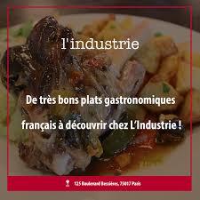 cuisine industrie l industrie café restaurant home menu