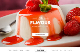 themes wordpress restaurant free 3 free premium wordpress themes from themefuse inspirationfeed