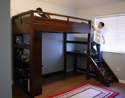 bedroom bunk beds with stairs designs for small space full over