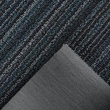 Chilewich Outdoor Rugs by Buy Chilewich Skinny Stripe Shag Rug Blue Amara