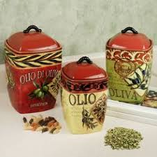 wine kitchen canisters tuscan view wine grapes kitchen canister set for the home
