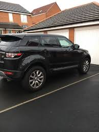 land rover black 2015 range rover evoque black 2015 4wd in wallsend tyne and wear