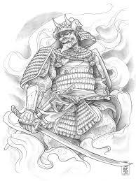 samuraiby design by fydbac tattoo designs pinterest samurai