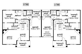Duplex Home Floor Plans by House Plans Duplex Australia Arts