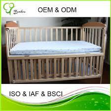 Dust Mite Crib Mattress Cover China Soft Cotton Crib Mattress Cover Waterproof Dust Mites Proof