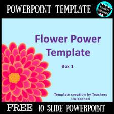 powerpoint template freebie by teachers unleashed tpt