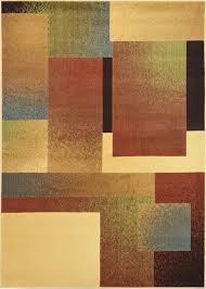 Area Rugs Contemporary Modern Contemporary Geometric Area Rug Modern Stripe Squares Carpet