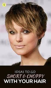 short choppy razored hairstyles 135 best cortes de pelo images on pinterest hair cut short bobs