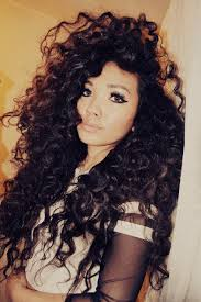 scene haircuts for curly hair the perfect natural curl wish i had her hair sigh wolf