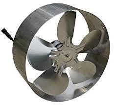 amazon com solar power attic gable roof vent brushless dc motor