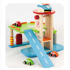 Plan Toys Parking Garage Wooden Set by Gallery For U003e Wooden Toy Car Garage Toy Car Garage Cifip