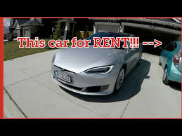 my car is now for rent on turo youtube