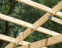 Truss Spacing Pole Barn Truss Bracing Roof Truss Bracing Truss Brackets