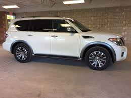 white nissan 2017 new 2017 nissan armada 4wd 4dr sl 4 door sport utility in oakville