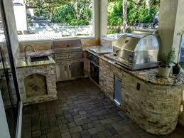 Outdoor Kitchen Pizza Oven Design Design Own Living Room Homeinteriors7