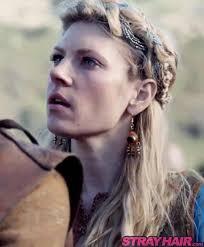 how to do hair like lagatha lothbrok lagertha vikings hairstyles vikings pinterest viking