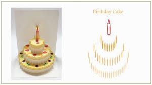happy birthday pop up card template u2013 gangcraft net