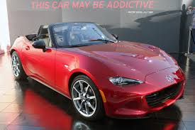miata msrp this is it the all new mazda mx 5 miata unveiled photos