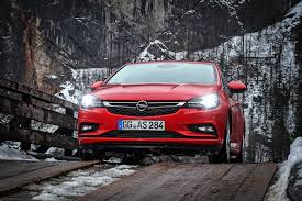opel astra 2017 successful opel astra and intellilux led matrix light winning