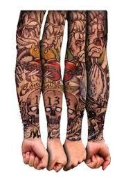 tattoo sleeve shirts home