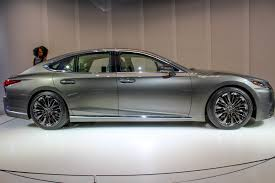 lexus ls 500 weight 2018 lexus ls 500 photos video and info car news