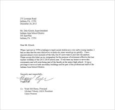 resignation letter resignation letter for reason sample