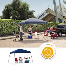 Instant Shade Awning Instant Canopy Tent 10 X10 4 Leg Frame Outdoor Pop Up Gazebo Top