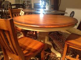 Pedestal Base For Dining Table Painters Ridge Furniture Dining Tables