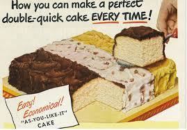 vintage betty crocker perfect vintage cake recipe frugal sos