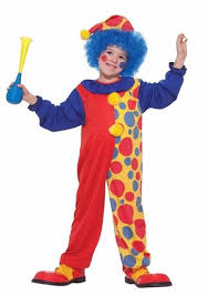 Circus Halloween Costumes Kids Clown Circus Costume 19 99 Costume Land