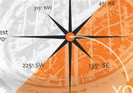 United States Map With Compass by Orienteering With Map Compass May Sound Old But It U0027s
