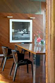 Modern House Dining Room - modern house design in himalayas by rajiv saini associates