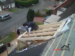 flat roof lowlying flat aluminium roof lights drain clogged