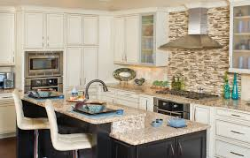 Alabaster White Kitchen Cabinets by Kitchen Cabinetry Kabinart