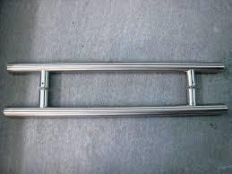 sliding glass handles