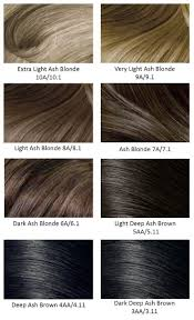 hair color chart light ash brown hair color chart best hair color for brown green